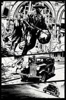 Batman page 2/3 by bumhand