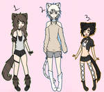 (CLOSED) Point Adoptables: Cats