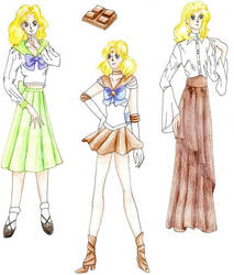 Sailor Chocolate