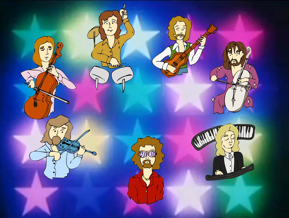 Electric Light Orchestra Hb St By Phantompeach On Deviantart