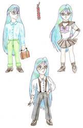 Sailor Licorice