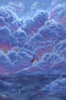 Vanish to the clouds by nekogitan