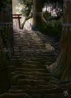 Entrance by nekogitan
