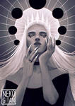 Artober 02 - The Witch by nekogitan