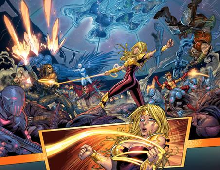 Teen Titans #28 Pg 4-5