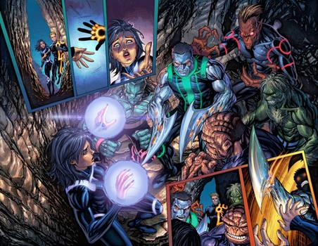 Teen Titans #29 Pg 2-3
