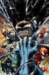 Venom 3 Variant Cover