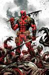 Deadpool Kills Marvel Universe..