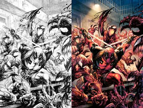 Carnage Deadpool 1