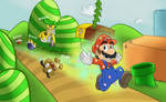 Super Mario bros. 3 - Just what I needed!