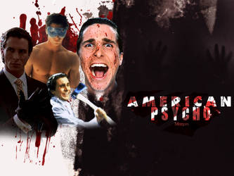 American Psycho by MorganGrafics