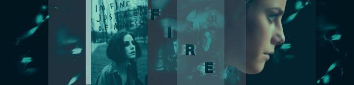 fire - effy stonem by MorganGrafics