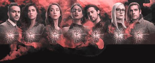 The Magicians by MorganGrafics