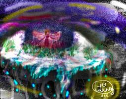 Eye of Creation by AuroraLaLune
