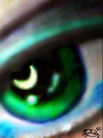 Misty Eye by AuroraLaLune