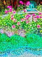 Garden by AuroraLaLune
