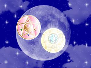 Moon Crystal Power Make Up