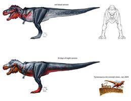 Venture Dinosauria - T Rex