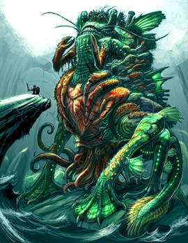 RIFT Contest Water Colossus