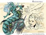 Aquarianna - mermaid aquarianna