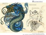 Aquarianna - Sea serpent