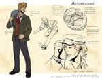Aquarianna - the hero