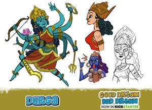 DURGA, the Goddess