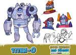Space defender TITAN-O