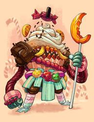 Candy Gummy Bear Hunter- Warlock