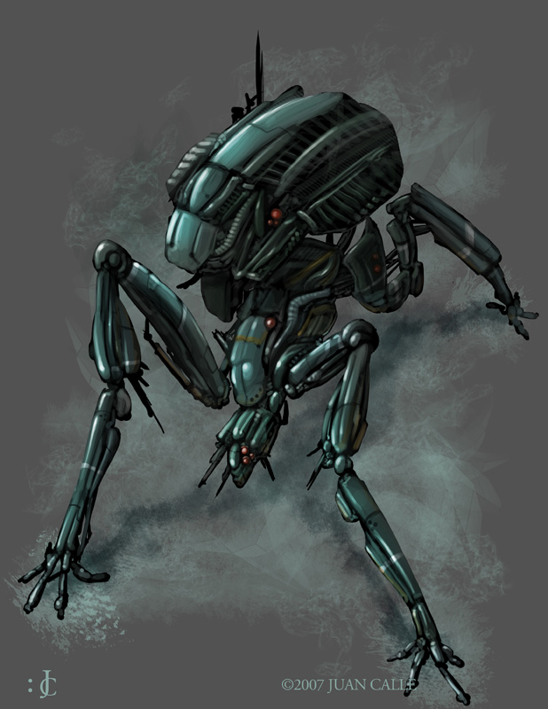 tankdroid 01 by Onikaizer