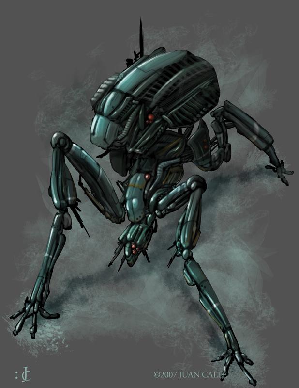 tankdroid 01 by Onikaizer