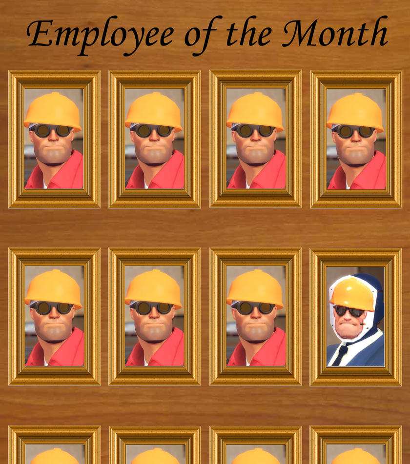 employee month