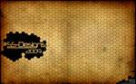 SS-Designs Wallpaper Hexagonal