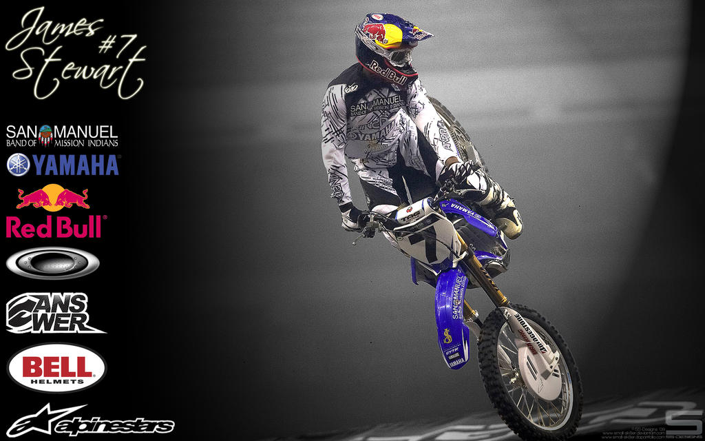 james stewart wallpaper yamaha. james stewart 2009