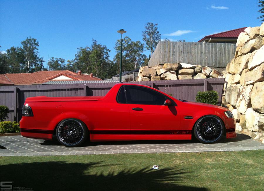 Holden VE Ute Chop v3