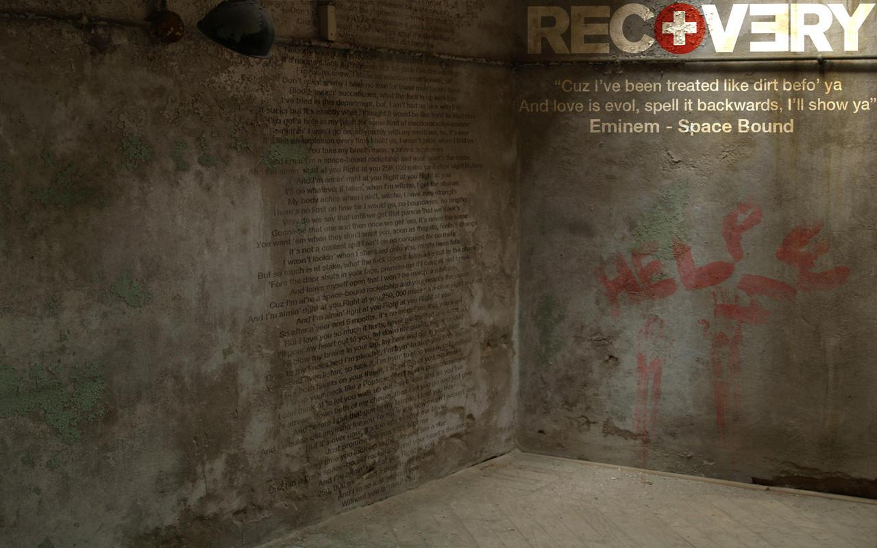 Eminem - Space Bound Wallpaper