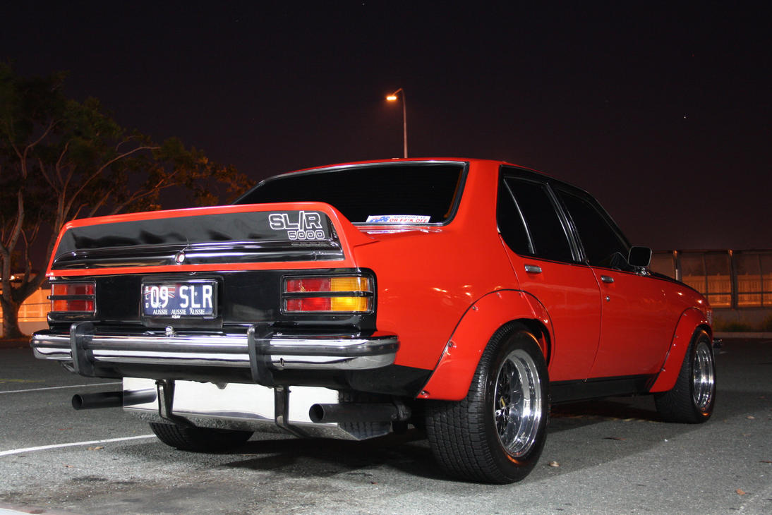 Holden Torana Slr 5000 By Small Sk8er On Deviantart