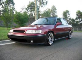 1993 Subaru Liberty Chop