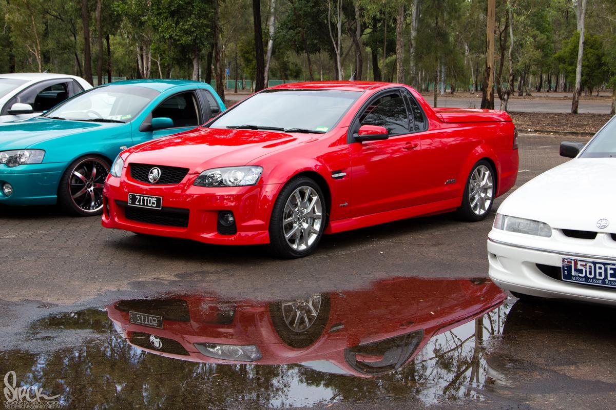 Holden VE SSZ Redline Ute 5
