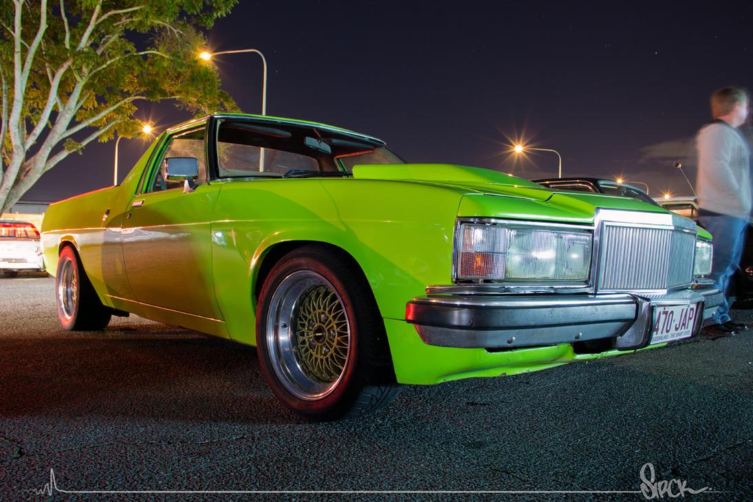 Holden WB ute by small-sk8er on DeviantArt