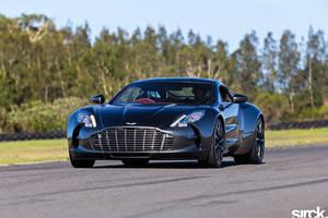 GOTHAM Aston Martin One-77