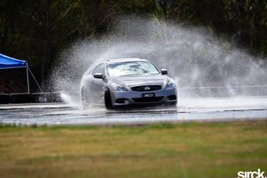 Luxury G37 Drifting
