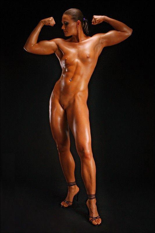 Мускулы у девушек и голые фото перми