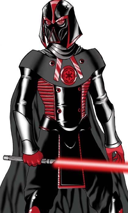 ReDarth Vader by chosen-1