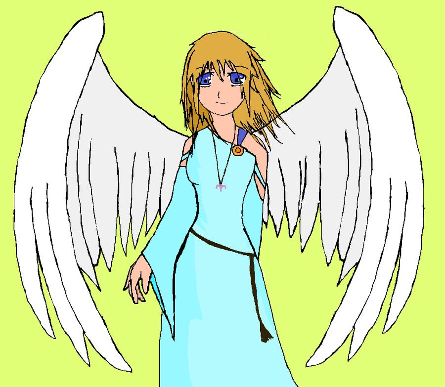 Angel by Selenic-Soul-Girl