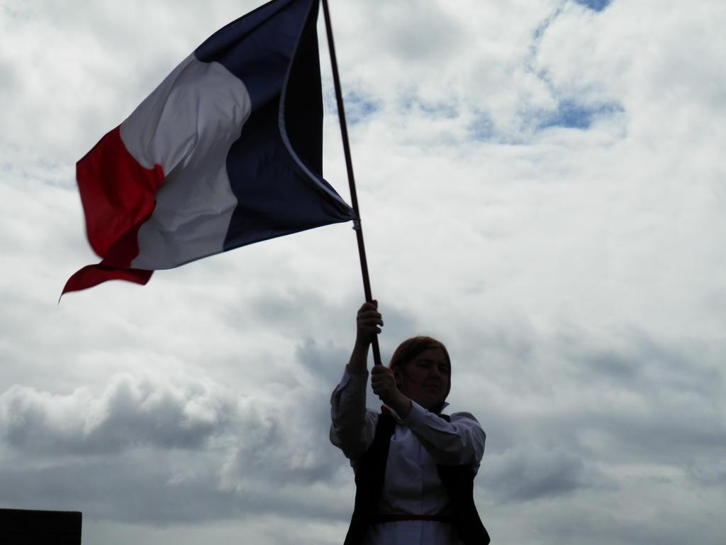 French Revolution by Selenic-Soul-Girl
