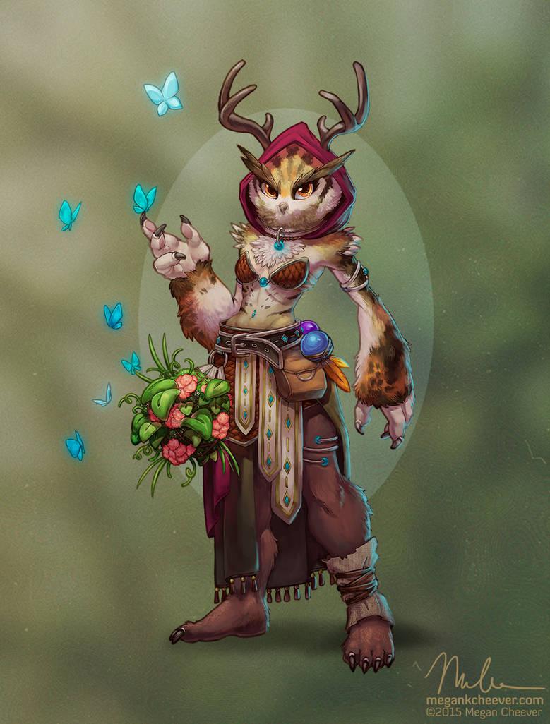 Owlbeast Druid