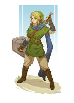 Hyrule's Hero - Link