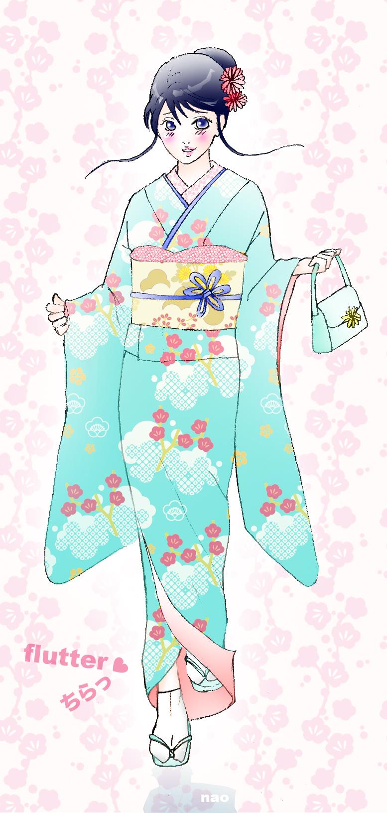 Teruhashi Kokomi by nyokoa