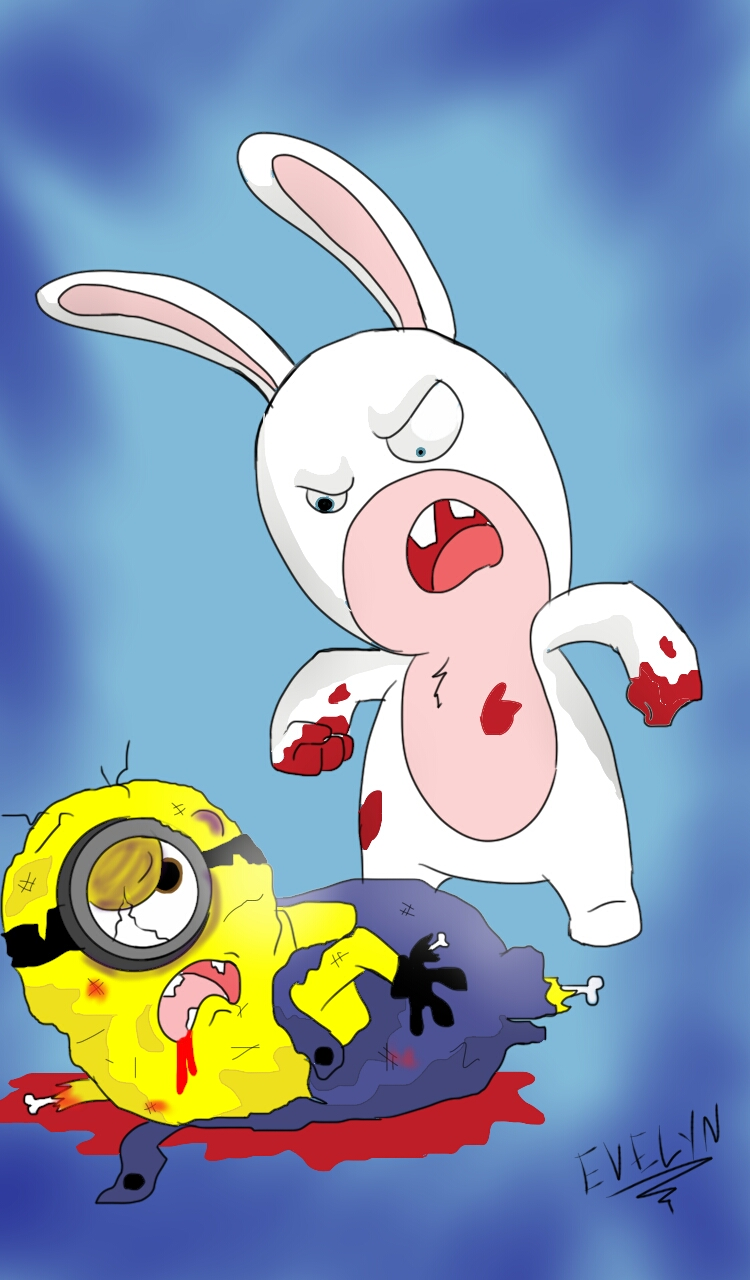 Rabbids Go Home Coloring Pages Best Design And Decorating Ideas